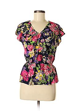 Delia's 3/4 Sleeve Blouse Size M