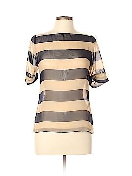Liberty Love Short Sleeve Blouse Size M