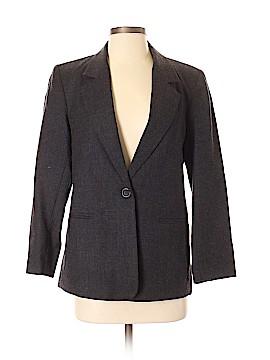 Briggs New York Wool Blazer Size 4 (Petite)