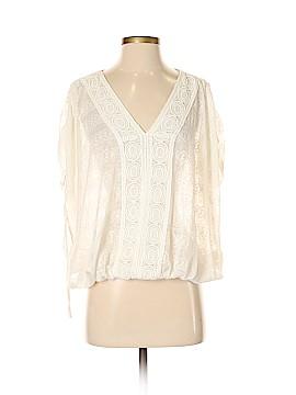 Hem & Thread 3/4 Sleeve Top Size S