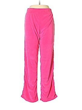 Danskin Now Velour Pants Size 12 - 14