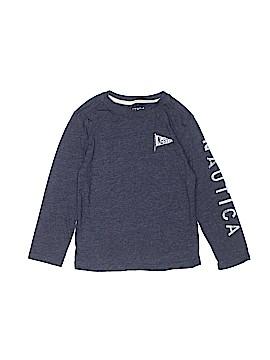 Nautica Long Sleeve T-Shirt Size 7