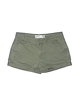 Abercrombie & Fitch Khaki Shorts Size 00