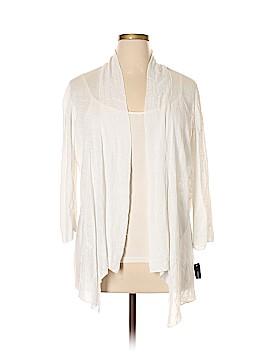 Alfani Cardigan Size 0X (Plus)