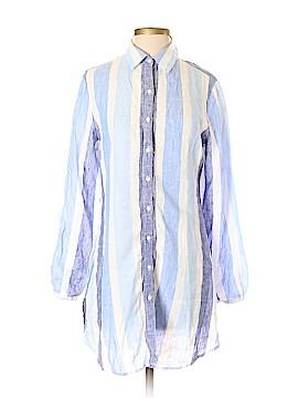 Island Company Long Sleeve Button-Down Shirt Size S