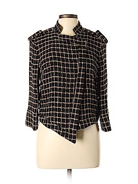 RACHEL Rachel Roy Silk Blazer Size 12