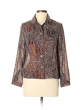 Koret Long Sleeve Blouse Size M (Petite)