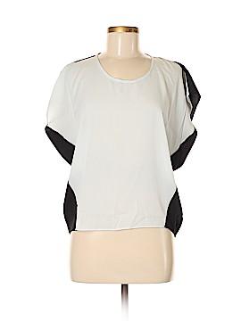 JW (JW Style) Short Sleeve Blouse Size M
