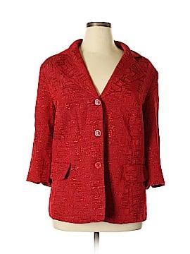 Russell Kemp New York Jacket Size 1X (Plus)