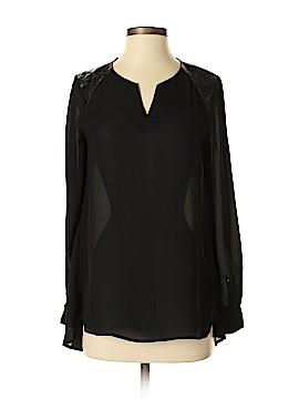 C. Luce Long Sleeve Blouse Size S