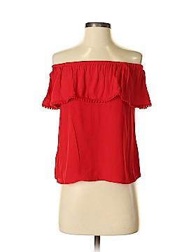 1.State Sleeveless Blouse Size XS