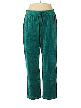 Kim Rogers Signature Velour Pants Size XL (Petite)