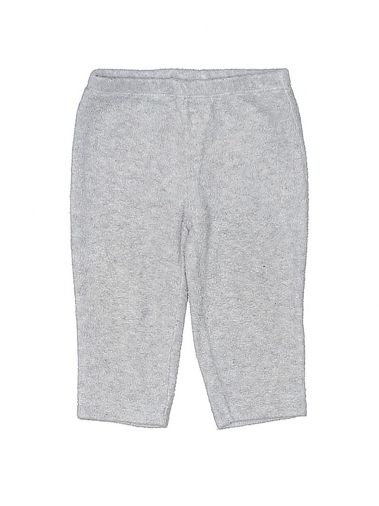 Carter's Girls Fleece Pants Size 6 mo