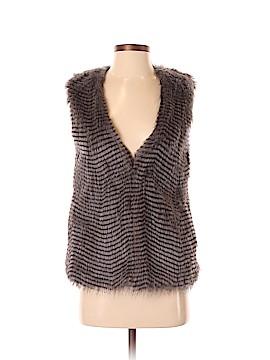 Jack. Faux Fur Vest Size XS