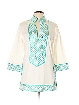 Elizabeth McKay 3/4 Sleeve Blouse Size 10