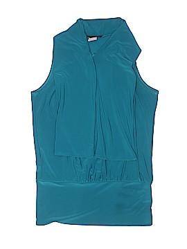 American City Wear Sleeveless Blouse Size M