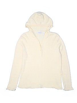 Villager Sport by Liz Claiborne Pullover Hoodie Size XL