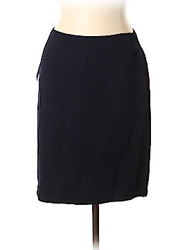 Linda Allard Ellen Tracy Wool Skirt Size 12 (Petite)