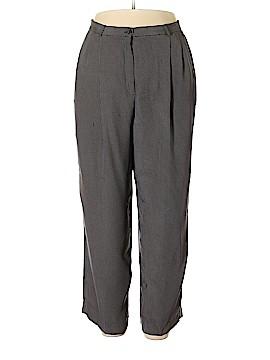 Anne Klein Silk Pants Size 16