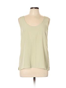 Saks Fifth Avenue Sleeveless Silk Top Size 12