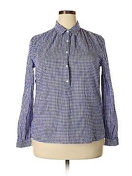 J. Crew Long Sleeve Button-Down Shirt Size 14