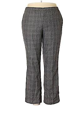 Kim Rogers Casual Pants Size 18w (Plus)