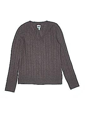 Susina Cashmere Pullover Sweater Size S