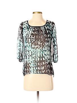 BCX 3/4 Sleeve Blouse Size XS