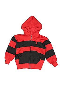U.S. Polo Assn. Zip Up Hoodie Size 4T