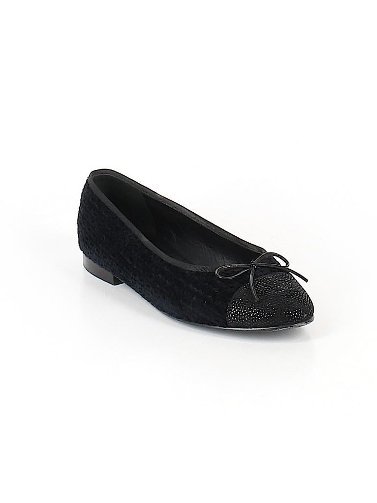 Chanel Women Flats Size 38 (EU)