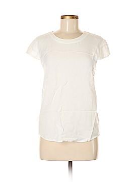 J. Crew Factory Store Short Sleeve Blouse Size M