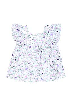 Petit Confection Short Sleeve Blouse Size 4T