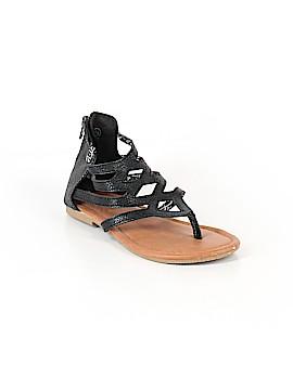 Justice Sandals Size 2