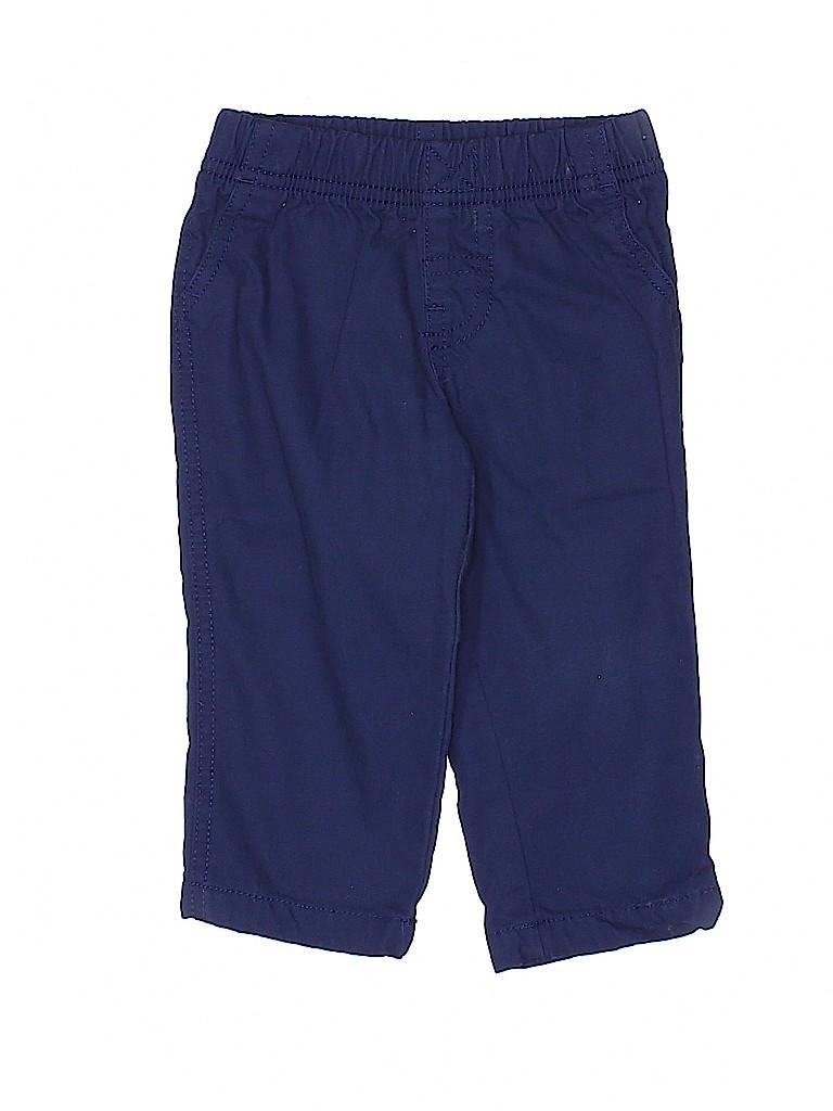 Carter's Girls Khakis Size 9 mo