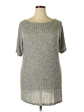 Roaman's Short Sleeve Top Size 26 (2X) (Plus)