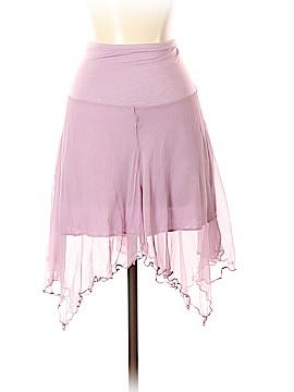 Hale Bob Silk Skirt Size S