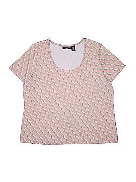 Apostrophe Short Sleeve T-Shirt Size 16W