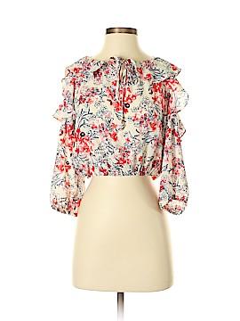 Liberty Love 3/4 Sleeve Blouse Size S