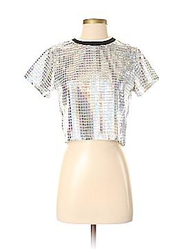 HaoDuoYi Short Sleeve T-Shirt Size M