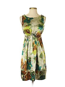 Simply Vera Vera Wang Casual Dress Size 4 (Petite)