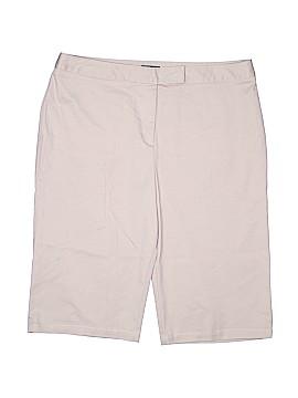 Hillard & Hanson Khaki Shorts Size 14