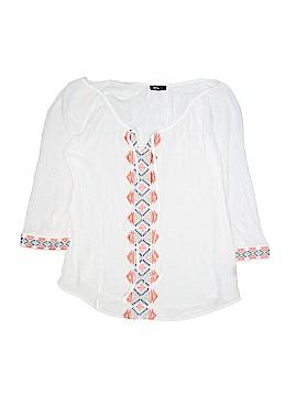 Mine Too 3/4 Sleeve Blouse Size 2X (Plus)