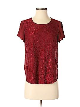 Ann Taylor Factory Short Sleeve Blouse Size S (Petite)