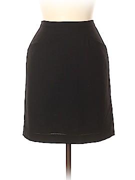 DKNY Wool Skirt Size 8 (Petite)