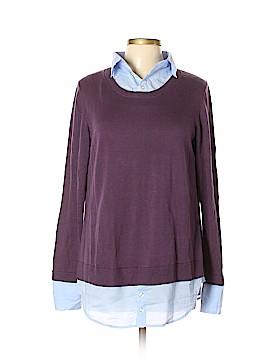 IMAN Pullover Sweater Size L