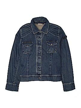 I.E. Relaxed Denim Jacket Size 14