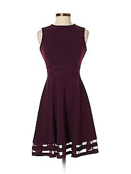 Calvin Klein Casual Dress Size 0 (Petite)