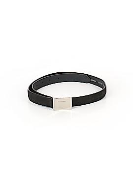 Perry Ellis Leather Belt Size M
