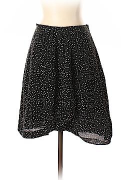Madewell Silk Skirt Size S