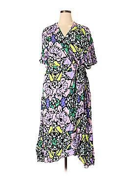 Seven7 Casual Dress Size 2X (Plus)